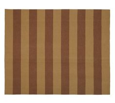 Awning Stripe Dhurrie Rug - Tumbleweed from Picsity.com #rug #home #livingroom #beddingroom #wool #design