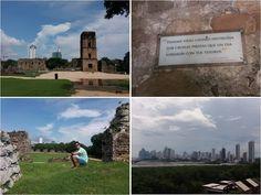 Turismo en Panamá - Panamá Viejo