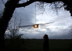 design d'objet vertigo lamp constance guisset