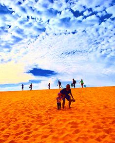 Travelling with Toddlers in Mui Né Vietnam