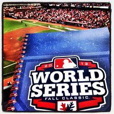 #WorldSeries? Book it!