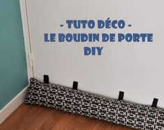 Funky Sunday: Halte aux courants d'air! Le boudin de porte DIY. Couture, DIY, Déco Maison, EverydayLife, Free Sewing Pattern, Home sweet Home, How to, Les tutos FunkySunday, Patron de couture gratuit, SewinG
