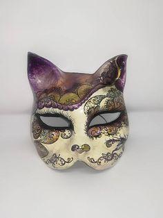 ball. Demi Masque Masquerade // prom.uk stock.freepost. Cast vénitien Phantom