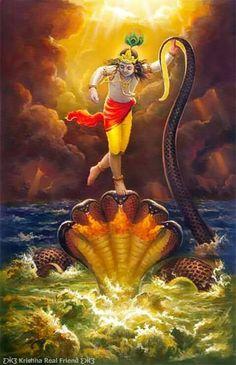 Krishna subdues the serpent Krishna Lila, Radha Krishna Photo, Radha Krishna Love, Krishna Radha, Hanuman, Lord Krishna Images, Radha Krishna Pictures, Krishna Avatar, Lord Rama Images