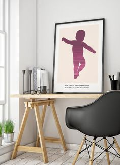 We offer specially designed newbornposters of the child's actual birth length. The figures are in the exact same size as the child when it was born, and is a pleasant memory for the future. We also post information about your child's name, birth weight and length, as well as place, date and time when it was born. The sleek design makes them match the living room as well as the children's room. Go to www.fodselsplakat.no for more designs.