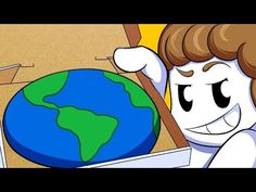A TERRA É PLANA, SÓ ACEITA! - YouTube Drawn Mask, Bowser, Disney Characters, Fictional Characters, Videos, Youtube, Flat Earth, Superhero, Softies