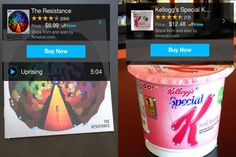 #Amazon App Scans Objects For On-Site Purchasing, Anywhere #Flow