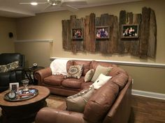 Supercool Barnwood Art