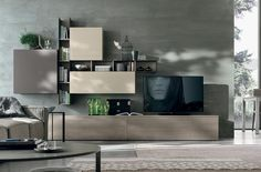 Gruppo Tomasella now in Cyprus at Exclusive Limassol Shop Luxury - Design Living Room Wall Units, Living Room Modern, Modern Bedroom, Living Area, Living Room Designs, Luxury Sofa, Luxury Living, Room Interior, Home Interior Design