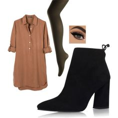 A fashion look from June 2016 by glamprincessvision featuring United by Blue and Stuart Weitzman
