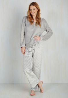 Going, Going, Yawn Pajamas | Mod Retro Vintage Underwear | ModCloth.com
