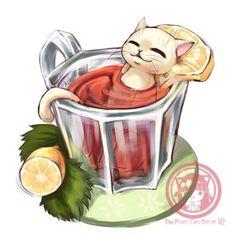 Чайные Кошки. Обсуждение на LiveInternet - Российский Сервис Онлайн-Дневников