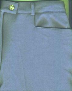 Golf Tehama Nancy Haley Flat Front Golf Shorts Sz 10 Blue Resort Weight #Tehama #Shorts