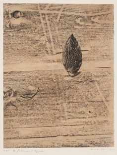 Max Ernst, German, 1891 - 1976 - The Fascinating Cypress (Le fascinant cyprès) - The Menil Collection - The Menil Collection