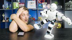 VÉGÜNK VAN! ITT VANNAK A NINJON ROBOTOK! | Ubtech Alpha 1 Pro