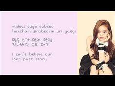 [korean] A PINK - LUV Lyrics (Rom+Han+Eng) - YouTube