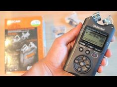 Tascam DR-40 Unboxing, First Look, Built-In Mics Sound Test, & Review (Budget Sound Recorder) - http://dr07tascam.com/tascam-dr-40-unboxing-first-look-built-in-mics-sound-test-review-budget-sound-recorder/