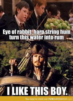 Jack Sparrow approves