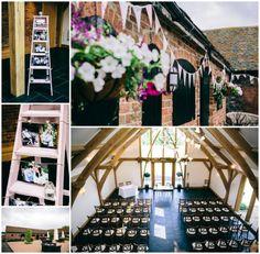 Mythe Barn Wedding – {Hayley & Martin} » Samantha Jane Photography