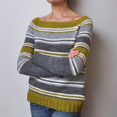 Ravelry: bouillesdecotons Spring Lines Knitwear Fashion, Knit Fashion, Crochet Girls, Knit Crochet, Spring Line, Striped Scarves, Stripes Design, Crochet Clothes, Baby Knitting