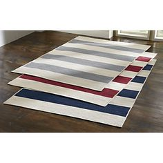 """Cabana Stripe Anywhere Rug 