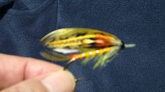 Atlantic Salmon Flies (Freestyle & Classic) Tied in hand