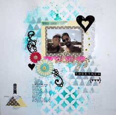 Always Together- by Queli Rueda