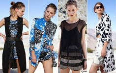 Kosiuko moda primavera verano 2016 ropa de mujer.