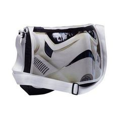 Fandom Just Doesn T Get Any More Geeky Than This Stormtrooper Messenger Bag