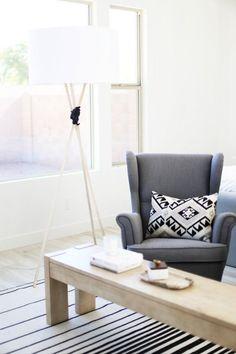 DIY This Tripod Lamp ... IKEA Hack Style!