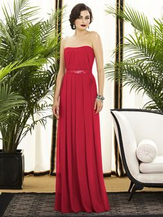 Love this dress, but in a different color maybe a deep plum or forest green