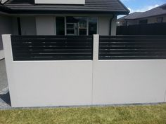 Panelrok is an innovative modular fencing & pillar system ideal for residential boundary fencing. See photos of completed fences in our Gallery. Gate Ideas, Fence Design, Fencing, See Photo, Garage Doors, Gallery, Outdoor Decor, Home Decor, Garden Fences