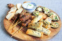 Tapas, High Tea, Bon Appetit, Starters, A Food, Vegan Recipes, Cheese, Snacks, Eat