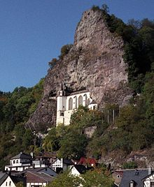 "Felsenkirche (""Crag Church""), in Idar Oberstein, Germany.  This picture does not do this justice."