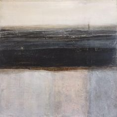 Paul  Meyer - Paul Meyer Stratigraphy an mixed media abstract artwork at Seager Gray Gallery in Mill Valley CA in the San Francisco Bay Area.
