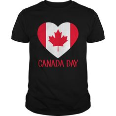 54cbac4ca First July - Canada Day T-shirt