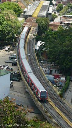 Metro de Caracas - Venezuela