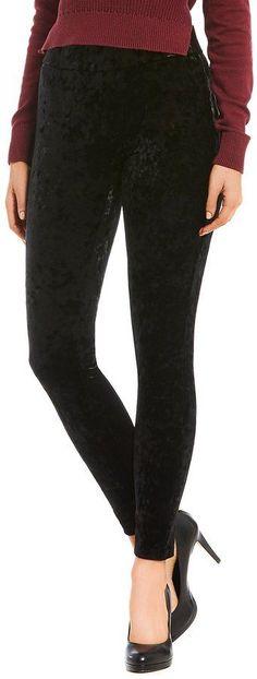 MICHAEL Michael Kors Panne Velvet Leggings