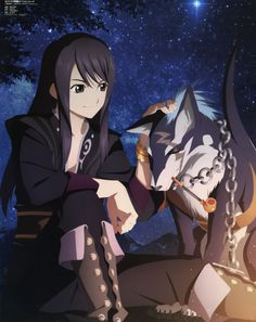 Tales of Vesperia - Yuri Lowell and Repede