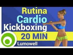 Full body cardio kickboxing workout to burn fat and lose weight at home. Aerobic exercises without weights to tone and define your body quickly. Kickboxing training for men and women to get a slim Cardio Pilates, Cardio Workout At Home, Kickboxing Workout, 20 Minute Workout, Cardio Boxing, Kick Boxing, Fit Boxe, Full Body Workout Routine, Workout Routines