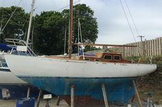 Tucker-Brown 27' Auxiliary Sloop Sailing Boats for Sale in Cornwall, South West, United Kingdom. Search and browse thousands of Sailing Boats on Boatshop24 today!