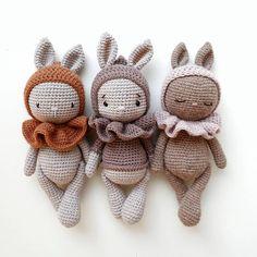 Mesmerizing Crochet an Amigurumi Rabbit Ideas. Lovely Crochet an Amigurumi Rabbit Ideas. Crochet Amigurumi, Amigurumi Doll, Crochet Dolls, Pattern Baby, Baby Patterns, Crochet Motifs, Crochet Patterns Amigurumi, Crochet Patron, Crochet Rabbit