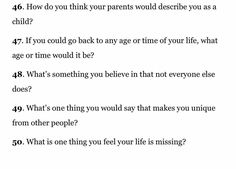 Questions for your girlfriend Questions To Ponder, Questions For Friends, Deep Questions, Life Questions, Random Questions, Deep Conversation Topics, Conversation Ideas, Conversation Starters, Journal Questions