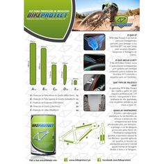 30. Kit MTB Bike Protect