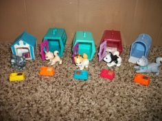 "Remember when Littlest Pet Shop toys used to be cute? Now they're being sold on ebay as ""vintage."""