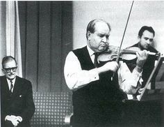with Shostakovich