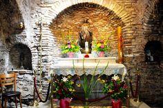 visita de la casa de Virgen maria