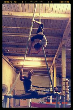 someday, i will be good enough to do a aerial routine with a friend.