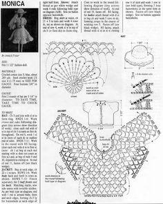 idée patron gratuit robe barbie au crochet