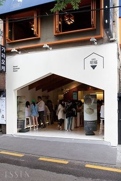Home Decorators Collection Blinds Code: 5109935643 Restaurant Interior Design, Shop Interior Design, Retail Design, Store Design, Retail Facade, Shop Facade, Deco Restaurant, Restaurant Owner, Architecture Restaurant